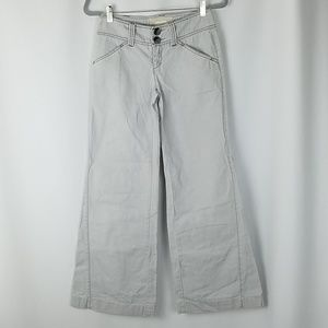 Anthropologie idra women 0 wide leg pants casual
